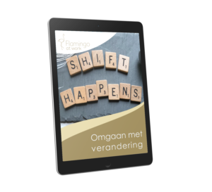 Shift Happens - Download hier ons E-book rond verandering